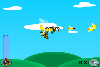 Wasp the game.